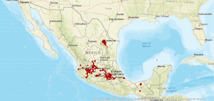 México: analizan cambiar el plan de cobertura de la Red Compartida