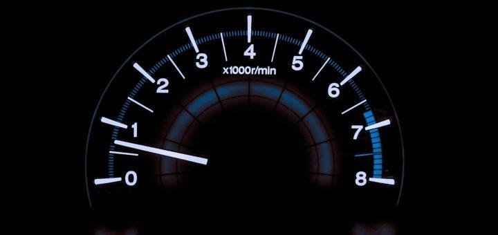 Velocidad de Internet por región