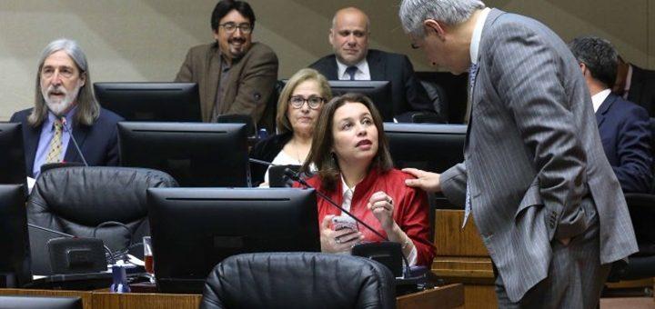 Luz verde al Roaming automático nacional en Chile, que pasa a revisión de Diputados