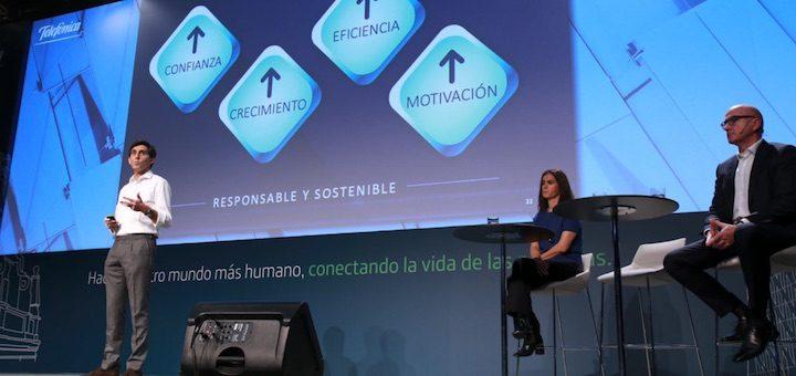 La nueva Telefónica, ¿sin Hispanoamérica?