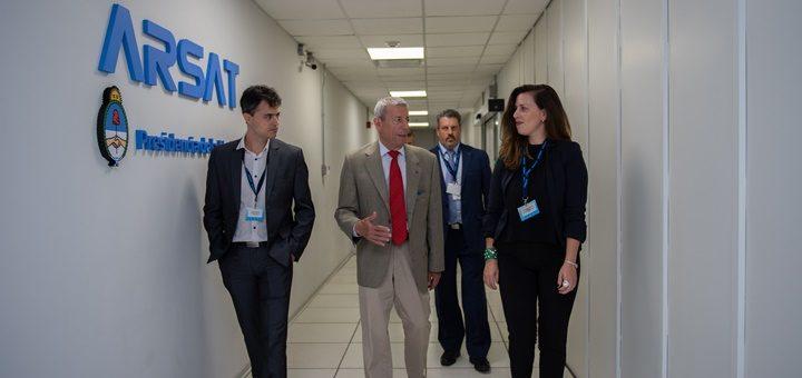 Arsat: nueva gestión retoma el rumbo satelital y anuncia tercer satélite argentino
